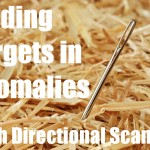 How to use the directional scanner to find targets in anomalies