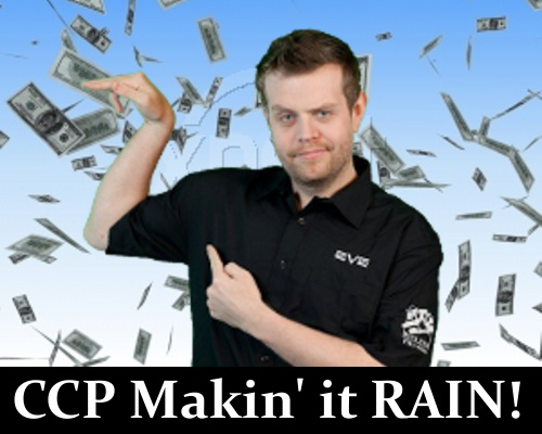 CCP Makes it Rain this Winter