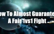 1vs1 fight